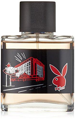 Playboy Vegas, Eau de Toilette da uomo, 50 ml