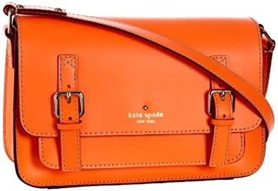 Kate Spade Essex Scout Cross-Body,Orange,one size