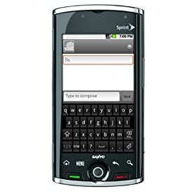 Sanyo Zio Android Phone (Sprint)