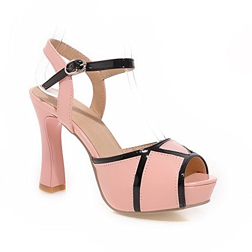 adee-girls-patent-leather-peep-toe-pink-polyurethane-sandals-55-uk