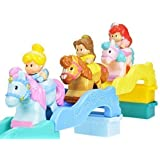 Fisher Price Little People Disney Princess Klip Klop Value 3 Pack
