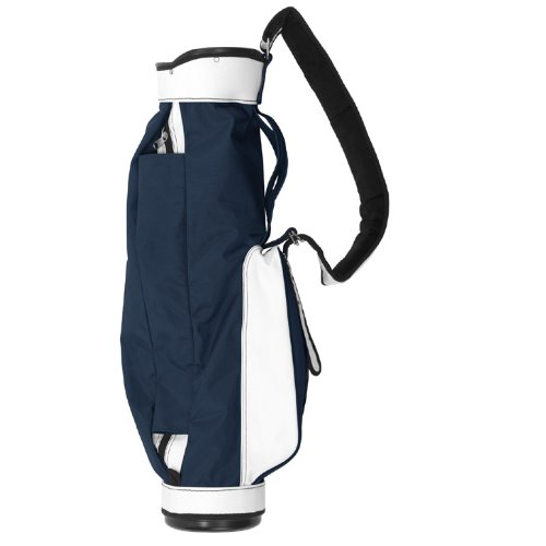 JONES GOLF BGS Original Jones Golf Bag, Navy/White