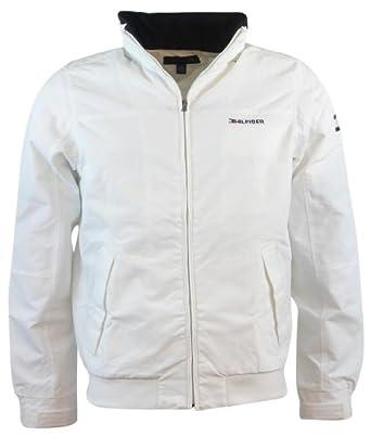 Buy Tommy Hilfiger Mens Nylon Yacht Jacket Windbreaker by Tommy Hilfiger
