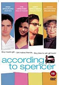 According To Spencer [DVD]