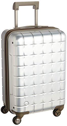 [プロテカ] Proteca 日本製スーツケース 360LTD(サンロクマルリミテッド) 32L 機内持込みサイズ 3年保証付き <リサイクルキャンペーン(6/1?8/31)対象> 02516 11 (ポリッシュシルバー)