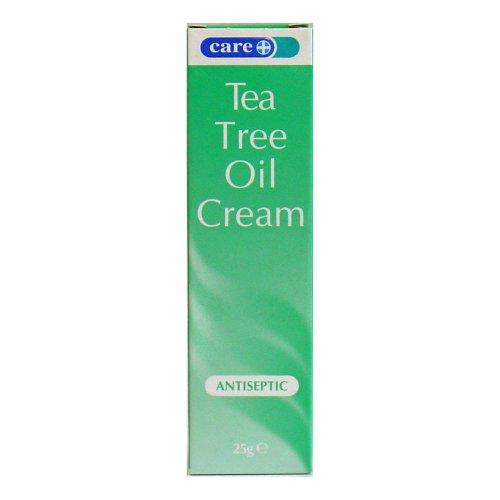 Care Tea Tree Antiseptic Cream 2% 25g