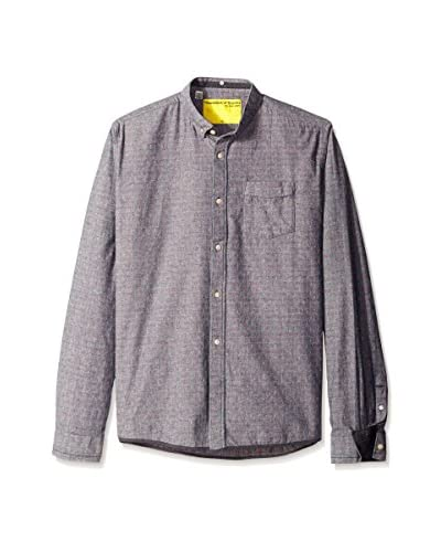 Descendant of Thieves Men's Street Cross Chambray Shirt