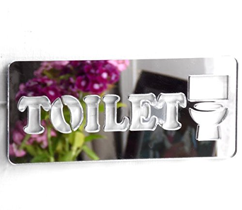 toilet-chunky-text-loo-lavatory-acrylic-mirrored-door-sign-20cm-x-85cm