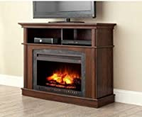 Electric Fireplace Media Entertainment C...