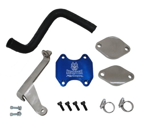 Best Price! 07.5-09 Dodge 6.7l Cummins EGR Delete Kit