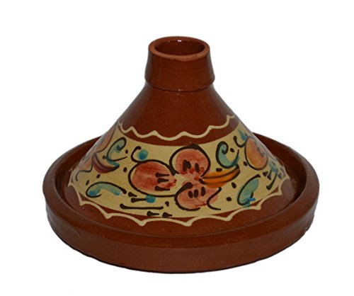 Moroccan Small Cooking Tagine Lead free.