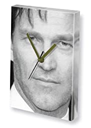 STEPHEN MOYER - Canvas Clock (LARGE A3 - Signed by the Artist) #js003