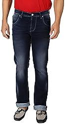 Killer Men'S Slim Fit Jeans (9147 Brooklyn Slmft Ptind_36, Black, 36)