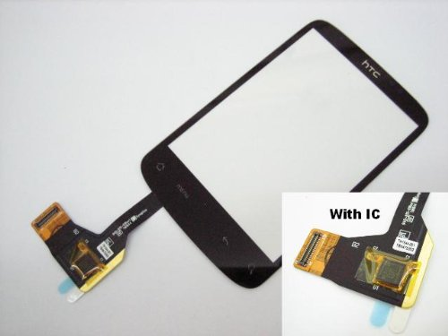 Click to buy Touch Screen Digitizer Front Glass for HTC wildfire A3333 G8 with IC and Repair Parts Replacement - From only $33.99