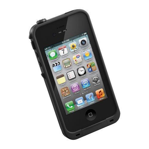 LifeProof iPhone 4/4S Case -Gen2- 防水・防塵・耐衝撃ケース (ブラック)
