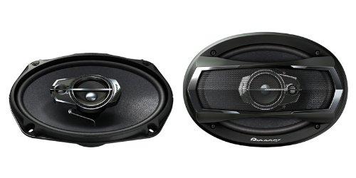 """Kenwood Kfc-6965R Road Series 6X9"""" 400 W Coxial Speakers Kfc6965R"""