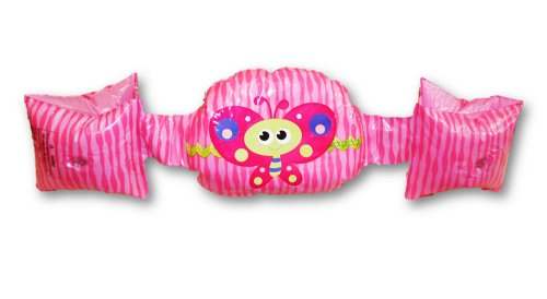 Banzai Character Armbands ~ Ages 3-5 Years (Pink Butterfly)