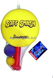 Soft Smash Racquet Game Set, Colors May Vary