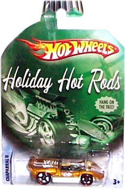 Hotwheel Holiday Hot Rods Chaparral II
