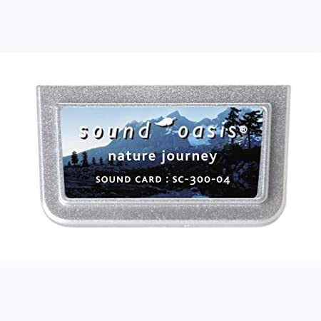Sound Oasis Nature Journey Sound Card