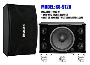 Complete Karaoke Systems Fine Complete Professional Youtube 2000w Karaoke System W/ Hdmi & Bluetooth Function