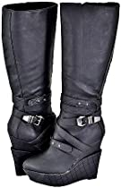 Cheap Price   Wild Rose   B005QEFO7E Wild Rose Inga02X Black Women Fashion Boots, 10   Buy Cheap   offer on 18-Nov-2012.