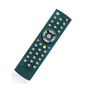 Strong SRT 6420 6410 Télécommande pour Récepteur TNT Noir