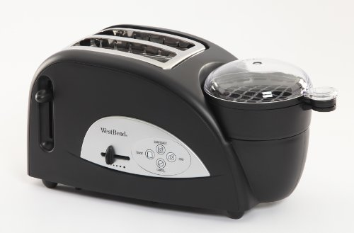 Buy Bargain West Bend TEM500W Egg and Muffin Toaster