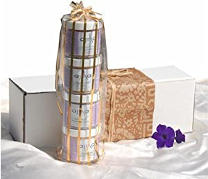 Harvest Spice Tower Gift Set For The Chef - International Cooking Gourmet Gift Basket Co. from Ajika
