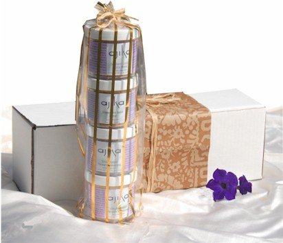 Ajika Greek Spice Tower Gift Set, 16-Ounce