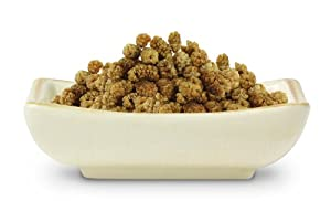 Organic Dried White Mulberries, 1 Lb