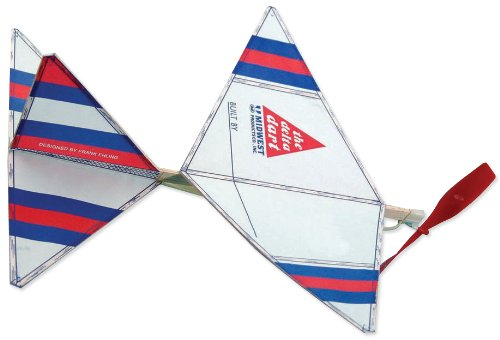 Land, Sea And Air Model Activity Kits-Delta Dart