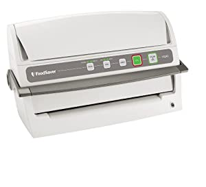 Low Price FoodSaver V3240 Vertical Vacuum Sealer, White