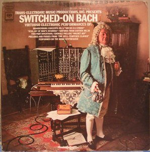Release Switched‐on Bach By Walter Carlos Musicbrainz