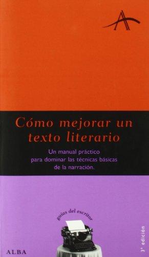 Cómo Mejorar Un Texto Literario descarga pdf epub mobi fb2