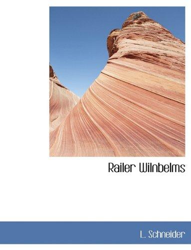 Railer Wilnbelms