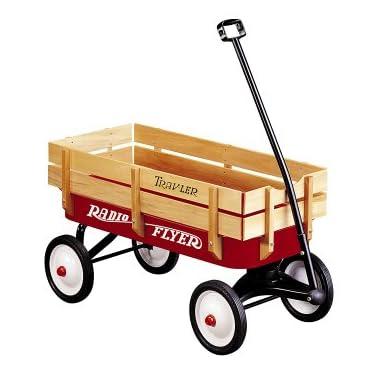 Radio Flyer Trav Ler Wagon