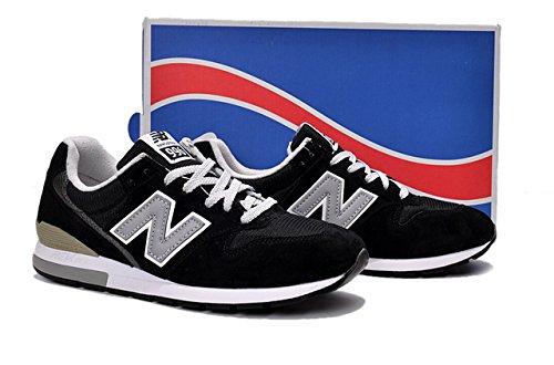 new balance スニーカー MRL996 ニューバランス ペアルック スポーツシューズ 男女兼用靴 コンフォート カジュアル 黒25.5cm