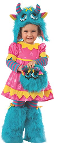 Rubies Fluffy And Me Muffy Monster, Toddler front-1017274