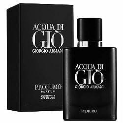Acqua Di Gio Giorgio Armani Profumo Parfum Natural Spray 75ml With Ayur Lotio...