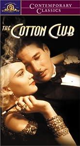 The Cotton Club [VHS]