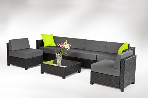 MCombo-7-Piece-Luxury-Black-Wicker-Patio-Sectional-Indoor-Outdoor-Sofa-Furniture-Set-with-Grey-Cushion