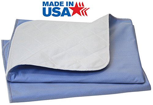 Washable Bed Pads / High Quality Waterproof Incontinence Underpad - 24x36 - 2 Pack - For Children or Adults with Incontinence (Washable Bed Pads compare prices)