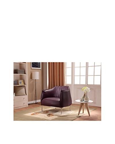 Ceets Batan Chair, Plum