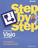 img - for Microsoft Visio 2002 Step by Step book / textbook / text book