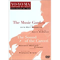 Yo-Yo Ma : Inspired By Jean-Sébastien Bach, suite pour violoncelle - Vol.1 - DVD