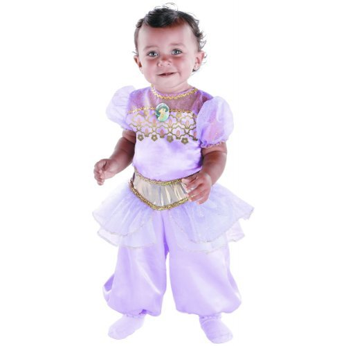 Disguise Baby Girl's Disney Aladdin Jasmine Costume