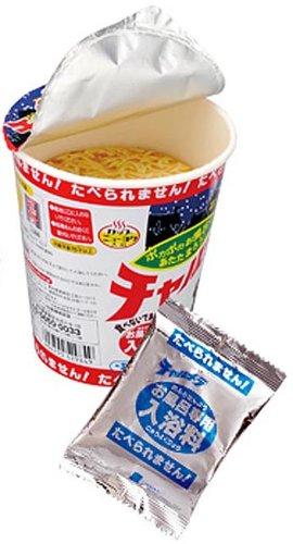 カップニューヨク チャルメラカップ 入浴剤