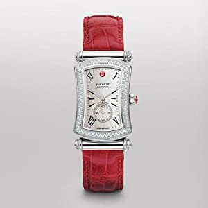 MICHELE Caber Park Diamond Garnet Alligator