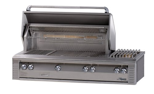 Alfresco Alx2-56-Lp Lp Built-In Standard Grill, 56-Inch